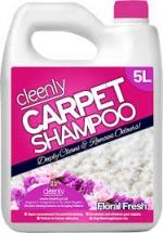 فرمول شامپو فرش مخصوص قالیشویی